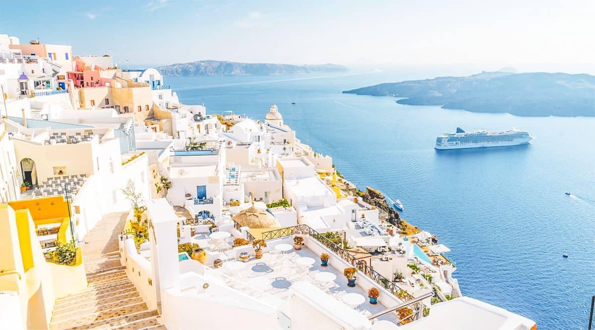 Đi tìm vẻ đẹp thần thoại Hy Lạp qua những địa danh tuyệt đẹp!