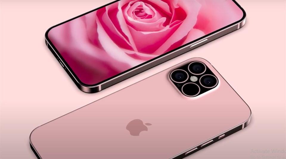 """IPhone 12 yêu chiều phái đẹp với màu hồng """"Rose Gold"""""""