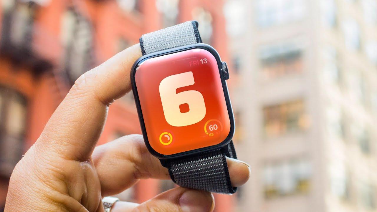 Apple Watch Series 6 sẽ có hai kích cỡ và bộ sưu tập dây đeo thời thượng