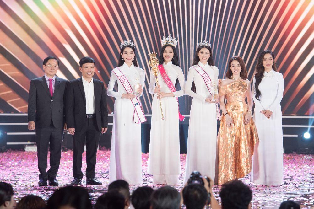 Bí mật đằng sau vương miện đắt giá của Hoa hậu Việt Nam