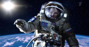 Cơ quan Vũ trụ Liên bang Nga quay phim trên Trạm vũ trụ quốc tế
