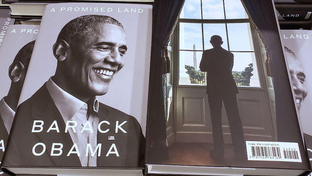 First News – Trí Việt được chọn để xuất bản Hồi ký A Promised Land của cựu Tổng thống Obama