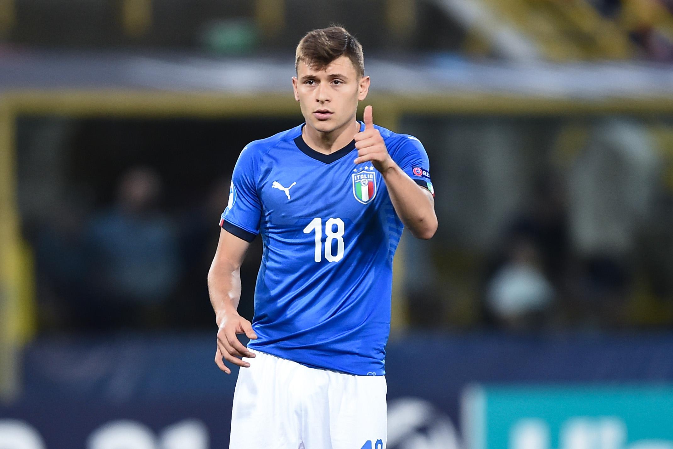 Barca và Real đại chiến giành sao trẻ tuyển Ý