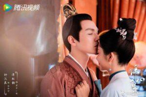 Cẩm Tâm Tựa Ngọc tung poster siêu ngọt ngào của cặp đôi Chung Hán Lương - Đàm Tùng Vận