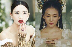 """Sau khi bị """"chê dừ"""" trong phim Thượng Dương Phú - Chương Tử Di đăng đàn đáp trả cộng đồng mạng cực gắt"""
