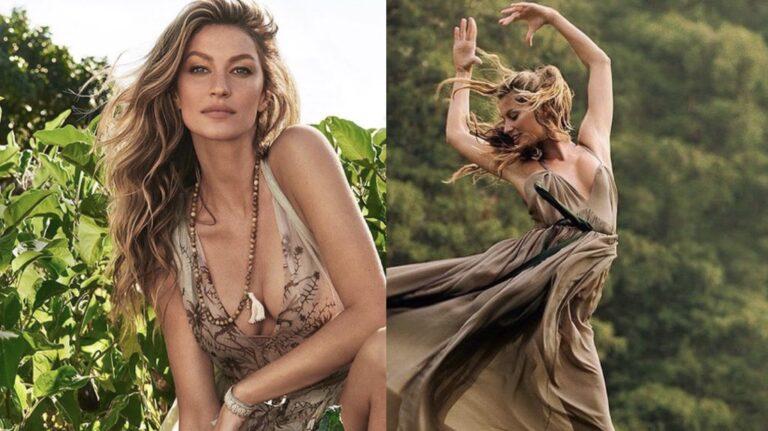 Gisele Bündchen: Biểu tượng thời trang – sống xanh của thế giới