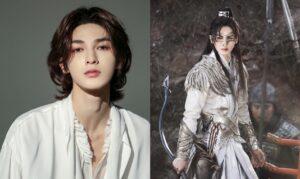Chu Chính Đình - mỹ nam cổ trang thế hệ mới của màn ảnh Hoa ngữ