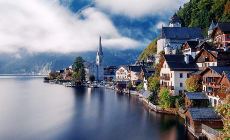 Những thị trấn cổ tích thơ mộng mà bạn nên ghé qua!