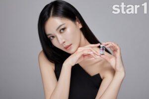 Sắc vóc tuổi 41 của Kim So Yeon