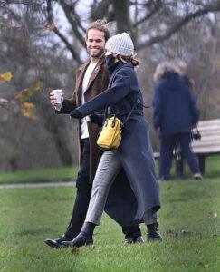 Emma Watson đã đính hôn