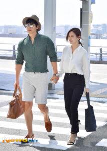 Kim So Yeon và Lee Sang Woo