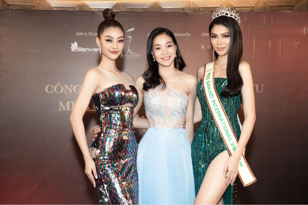 Á Hậu Ngọc Thảo họp báo qua livestream công bố đại diện Việt Nam tham dự Miss Grand International 2020