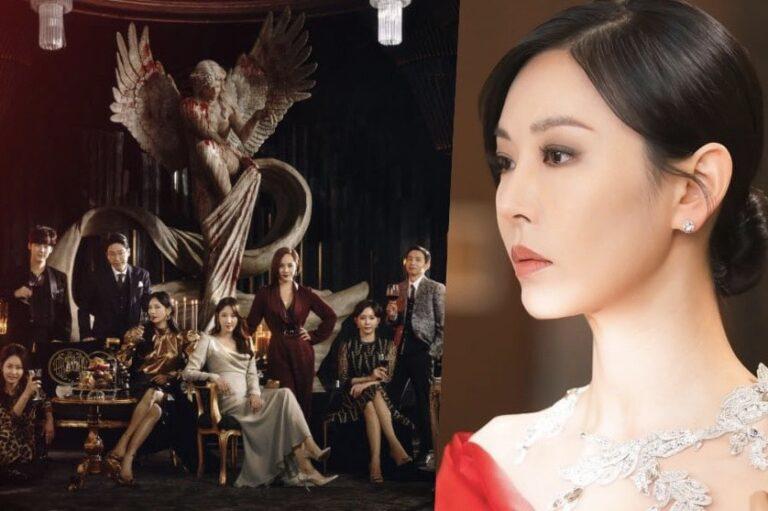 Cuộc Chiến Vương Giả (Penthouse 2) chiếm vị trí đầu bảng Phim được yêu thích nhất, ác nữ Kim So Yeon nắm ngôi vương Diễn viên nổi tiếng trong tuần