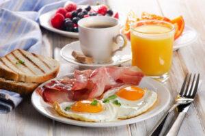 Tầm quan trọng của việc ăn sáng đối với sức khoẻ và sắc vóc của phái đẹp