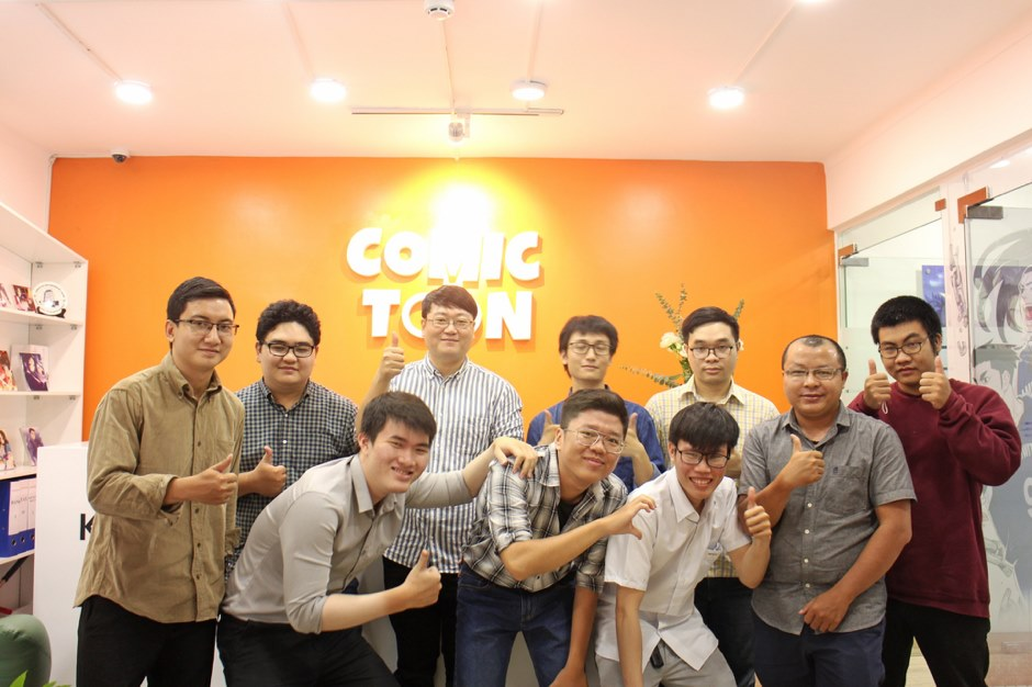 Workshop miễn phí ComicToon Việt Nam