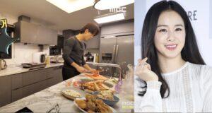 Khán giả thích thú khi Bi Rain hé lộ gian bếp sang trọng của anh ấy và vợ Kim Tae Hee trong show thực tế