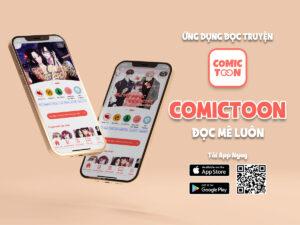 ComicToon App