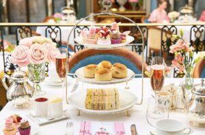Gợi ý 3 phong cách thưởng thức trà chiều của giới quý tộc Anh