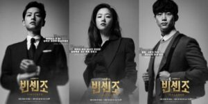 7 lý do mà bạn nên cày phim Vincenzo của Song Joong Ki ngay