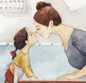 Lời chúc cảm động ngày của mẹ