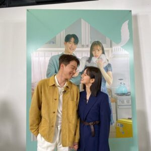 cặp đôi Jang Ki Yong và Lee Hyeri