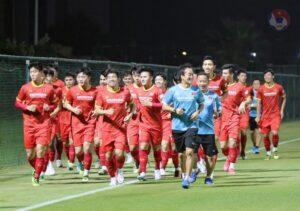 Đội tuyển Việt Nam làm nên lịch sử tiến vào vòng loại thứ 3 World Cup 2022