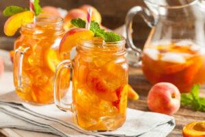 4 loại trà đào cực ngon và cách tự pha chế đơn giản tại nhà