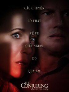 Điều gì khiến The Conjuring phần cuối bùng nổ thu về 9,8 triệu USD trong ngày đầu công chiếu