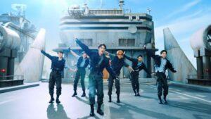EXO tái xuất với Don't Fight The Feeling