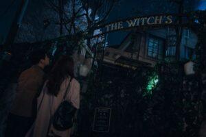 """Teaser mới The Witch's Diner tiết lộ tạo hình phù thuỷ xinh đẹp quyến rũ của """"mợ ngố"""" Song Ji Hyo"""