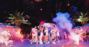 TWICE trở lại với Alcohol-Free: đẹp rực rỡ không tỳ vết trong MV đậm chất mùa hè