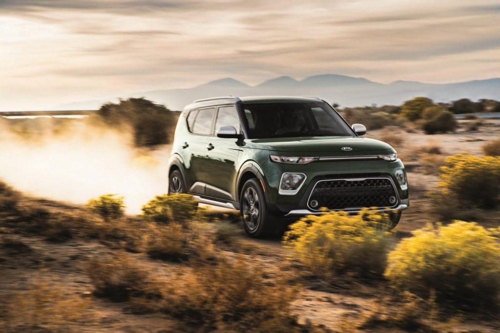 Điểm qua 5 mẫu ô tô giá rẻ sở hữu thiết kế đẹp mắt