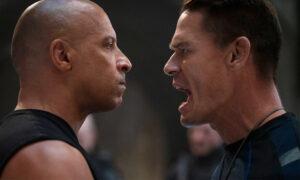 Fast & Furious 9 chứng tỏ sức hút của dòng phim mê tốc độ khi thu về 400 triệu USD thời đại dịch