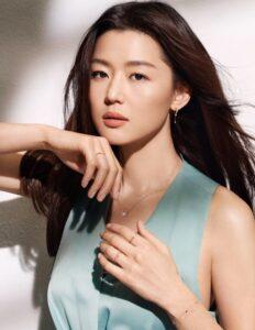 Jeon Ji Hyun vào vai chính phim Kingdom