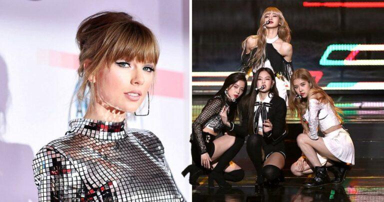 """Rộ tin Taylor Swift xuất hiện trong dự án """"4+1 Project"""" của BlackPink"""