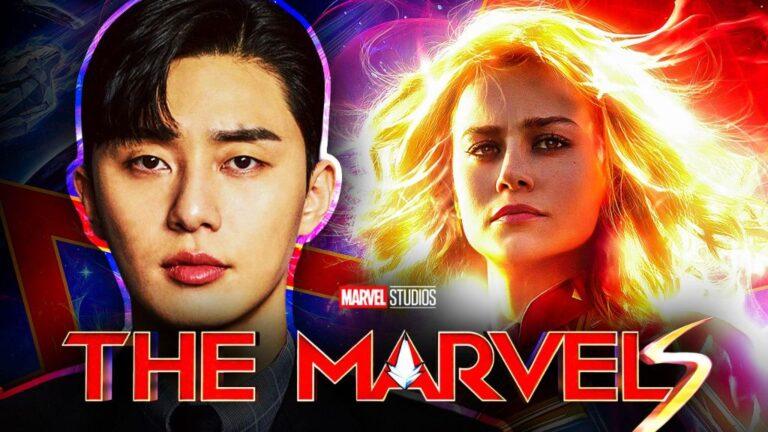 Park Seo Joon gia nhập vũ trụ điện ảnh Marvel với bom tấn siêu anh hùng Captain Marvel 2