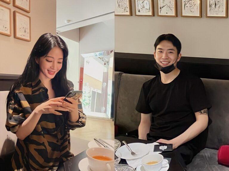 """Dispatch vạch trần bạn trai kém 10 tuổi của Han Ye Seul có quá khứ """"làm trai bao"""""""