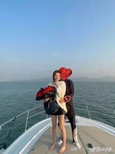 HOT: Lộ diện người yêu 6 năm của mỹ nam Sơn Hà Lệnh - Trương Triết Hạn