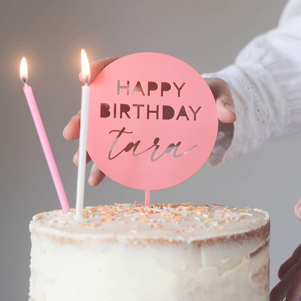 Nguyên liệu và cách làm bánh kem sinh nhật cực dễ tại nhà