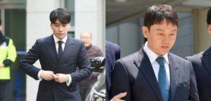 Với 9 tội danh, Seungri bị tuyên án 3 năm tù và nộp phạt hơn 1,1 tỷ won (~22 tỷ đồng)