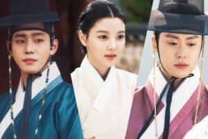 Lovers Of The Red Sky: quy tụ Kim Yoo Jung và nam thần Ahn Hyo Seop cùng dàn cast phụ cực phẩm nào?