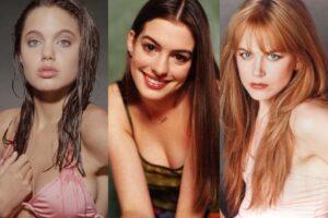 Nhan sắc thời trẻ của mỹ nhân Hollywood: Angelina Jolie, Anne Hathaway, Scarlett Johansson có huyền thoại như những cái tên còn lại