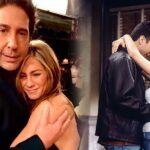 Cặp đôi chính phim Friends - Jennifer Aniston và David Schwimmer hẹn hò lãng mạn sau 27 năm