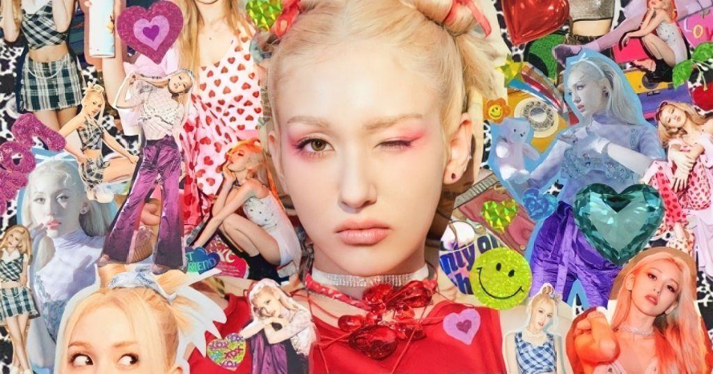 Somi tái xuất xinh đẹp như búp bê qua ca khúc Dumb Dumb do cô nàng viết lời