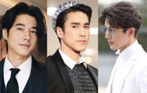 """Điểm danh dàn nam thần màn ảnh Thái Lan sở hữu visual điển trai như """"tạc tượng"""""""