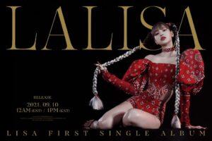 MV solo LALISA của Lisa (BlackPink) lên sóng phá vỡ nhiều kỷ lục đáng nể