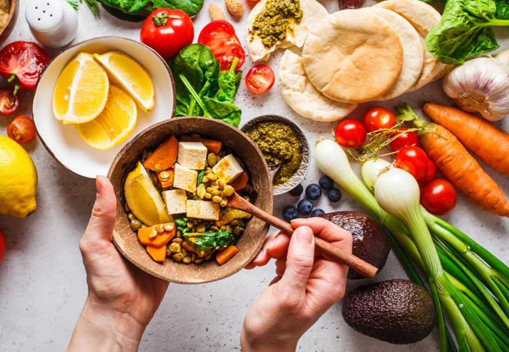 Những lưu ý đảm bảo sức khỏe cho người mới bắt đầu ăn chay